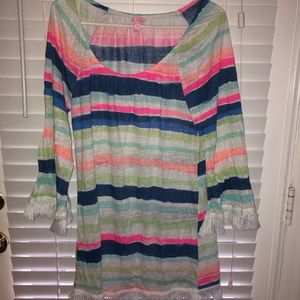 Lilly Pulitzer Tunic/ Cover Up